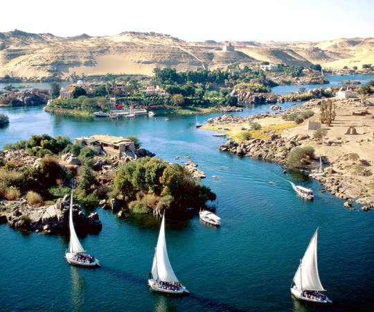 Aswan tour with home cooked meal