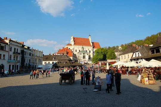 Private day tour to Kazimierz Dolny from Warsaw
