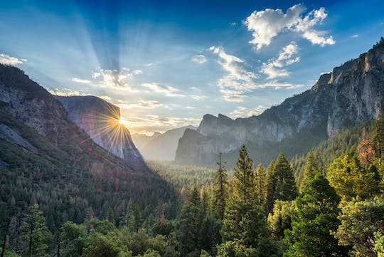 Yosemite National Park full-day tour