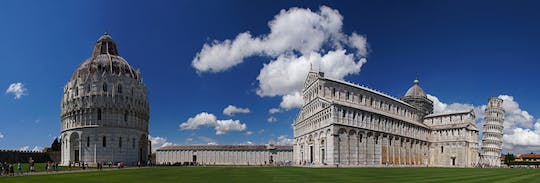 7 Wonders of Pisa exploration game and tour