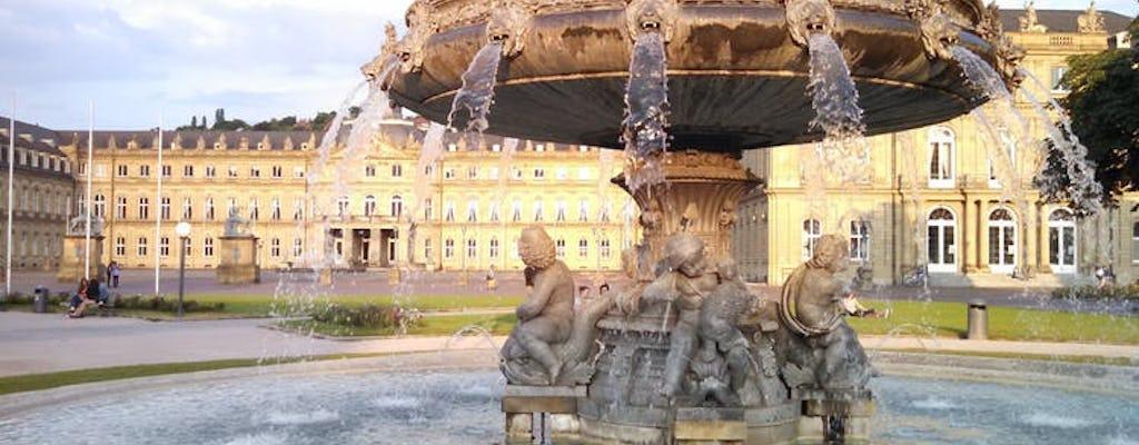 Historische wandeling van Stuttgart met een local