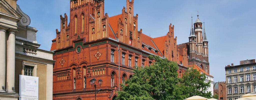 Private tour of Torun from Warsaw