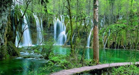 Transfert privé au parc de Plitvice depuis Dubrovnik