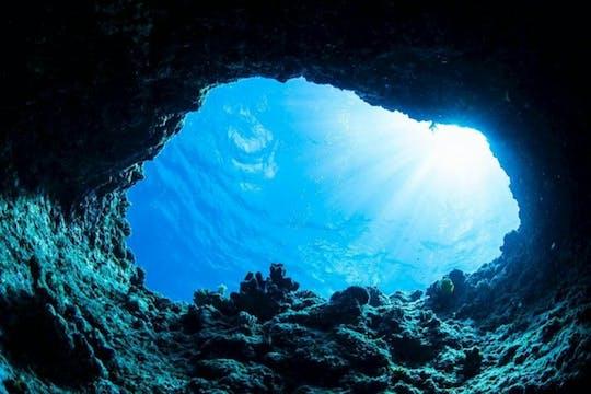 Jaskinie, nurkowanie i pływanie w Dubrowniku