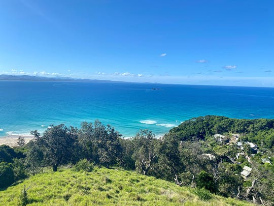 Byron Bay Beach day tour from Gold Coast