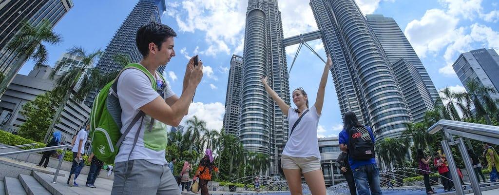 Tour privato di Kuala Lumpur e Malacca con autista personale