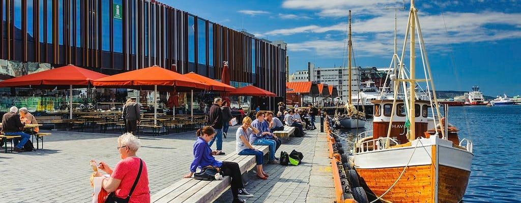 Visita turística privada a la ciudad de Bergen con guía