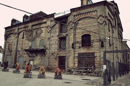 Private Riga Jewish heritage tour
