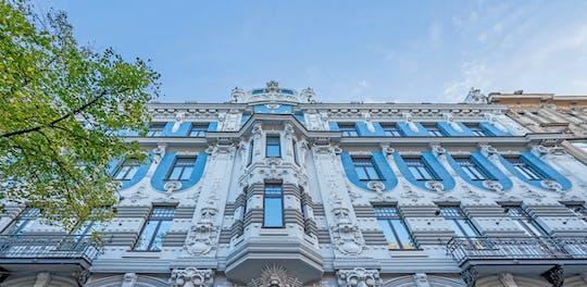 Riga Art Nouveau architecture tour