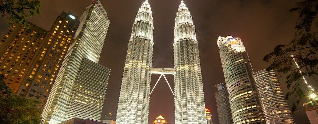 Excursão de um dia em Kuala Lumpur e Malaca saindo de Cingapura
