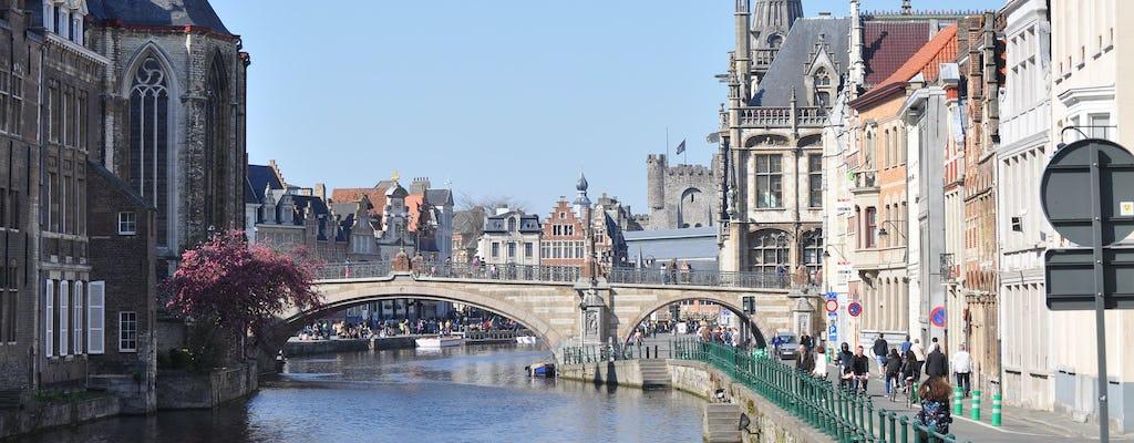 Экскурсия в Гент из Брюсселя