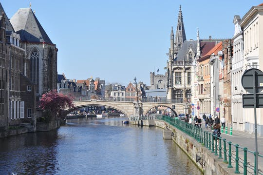 Private excursion in Ghent from Brussels