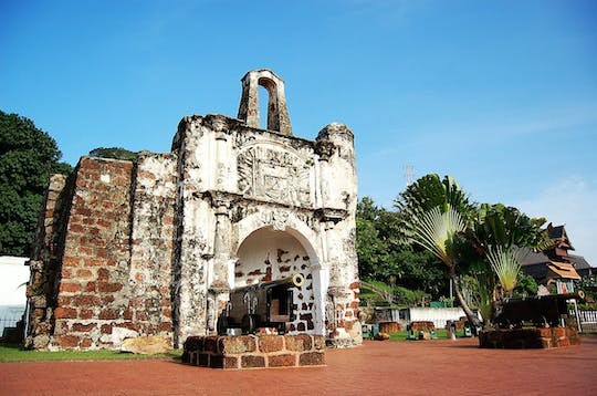 Historical Malacca private tour from Kuala Lumpur