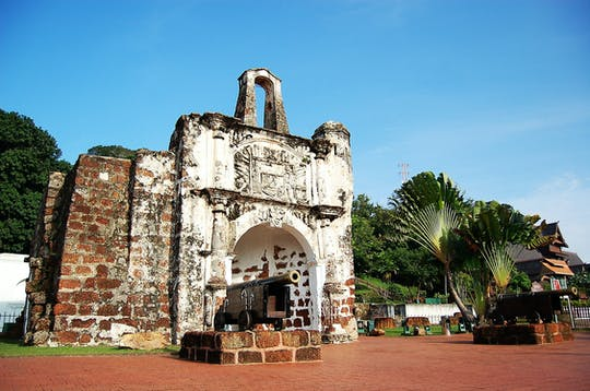 Историческая Малакка индивидуальный тур от Куала-Лумпур