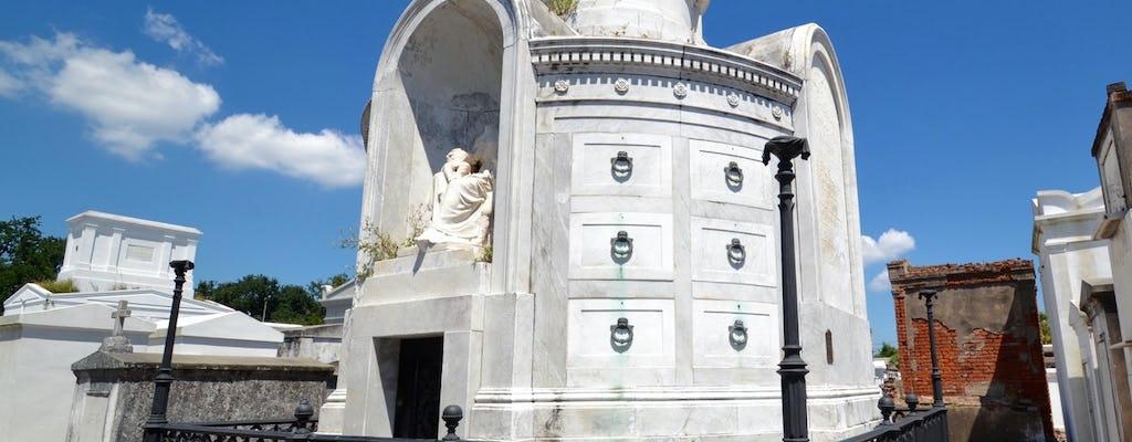 Сент-Луис кладбище и экскурсионное Вуду