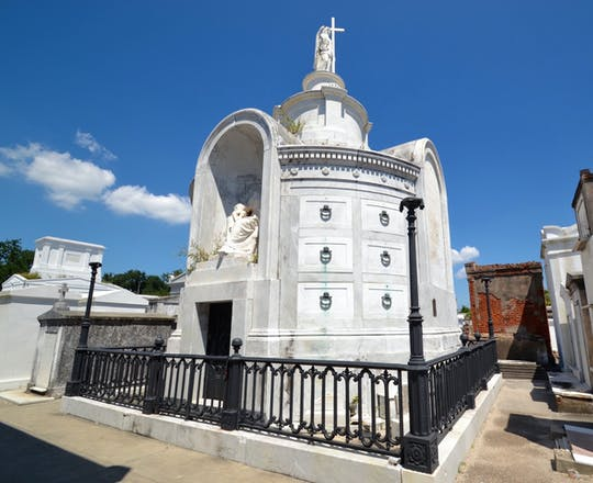 St. Louis Cemetery and Voodoo tour