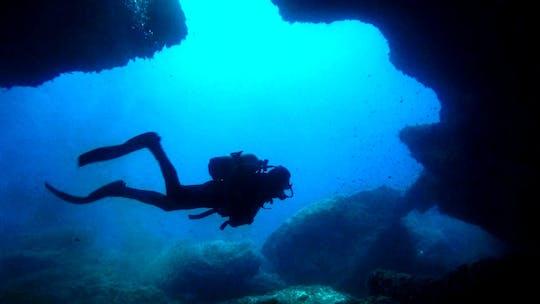 Duiken met Blue Water Scuba voor gediplomeerde duikers