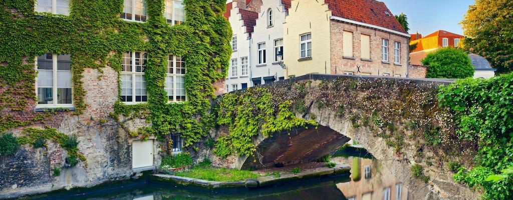 Zelfgeleide ontsnappingsgame in Brugge