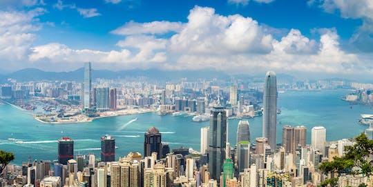 Simulatore iFLY Aeroporto di Hong Kong Kai Tak