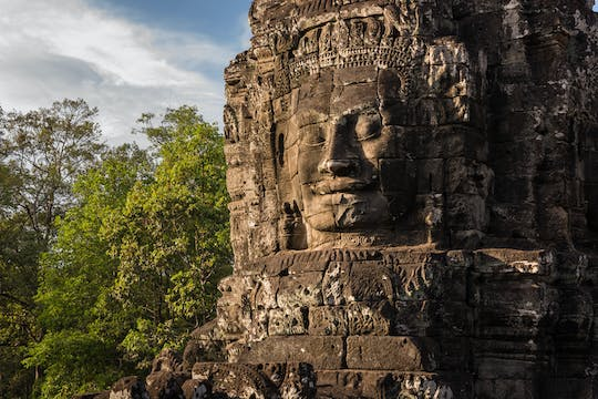 Angkor Wat guided tour from Siem Reap
