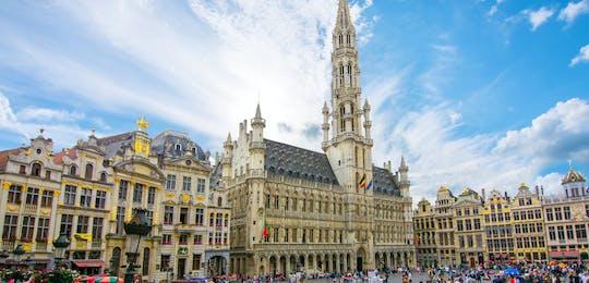 Selbstgeführtes Fluchtspiel in Brüssel