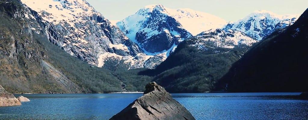 Privédagtocht naar Rosendal en Folgefonna-gletsjer