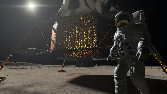 Apollo 11 virtual reality experience
