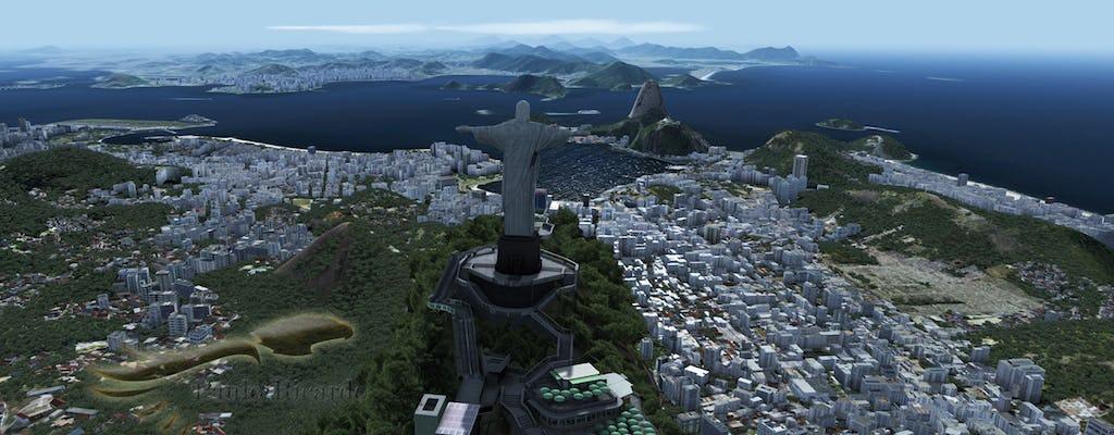 iFLY simulator Rio De Janeiro experience