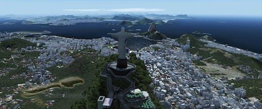Simulatore iFLY esperienza di Rio De Janeiro