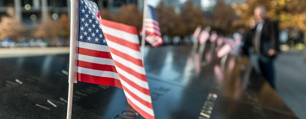 Passeio privado a pé por Lower Manhattan e Ground Zero
