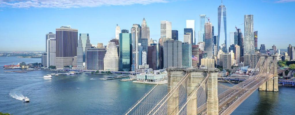 Nova York Crescendo: excursão a pé particular em Lower Manhattan e Midtown