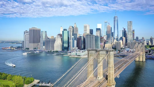 New York Growing Up: tour privato a piedi di Lower Manhattan e Midtown
