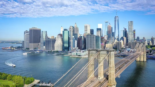 Nueva York Growing Up: tour privado a pie por el Bajo Manhattan y Midtown
