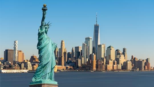 Полу-индивидуальные экскурсии экскурсии Статуя Свободы и остров Эллис