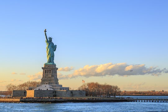 Private guided tour of the Statue of Liberty and Ellis Island