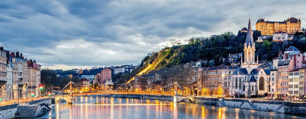 Selbstgeführtes Fluchtspiel in Lyon
