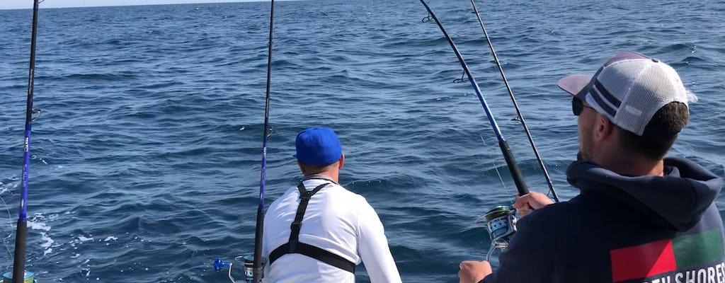 Pêche sportive privée dans le Bassin d'Arcachon