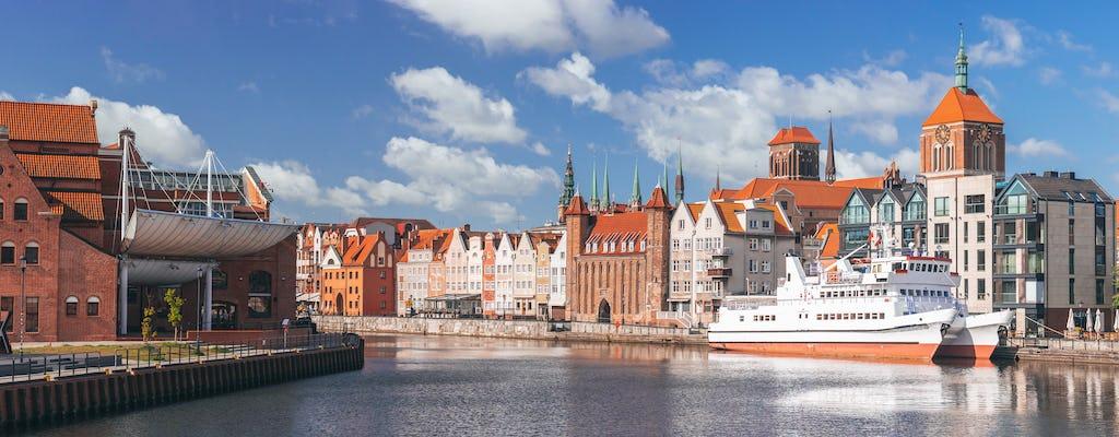 Tour por el casco antiguo de Gdansk con Granary Island