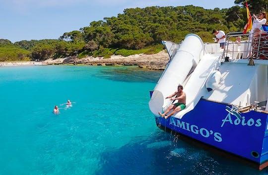 Amigos Boot Cala Bosch-Binigaus Route Ticket