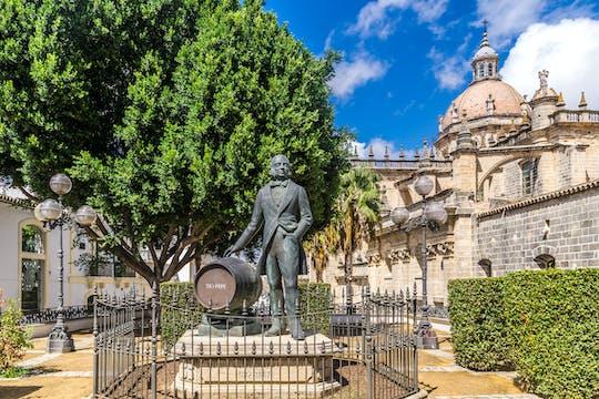Visita guiada ao centro da cidade de Jerez