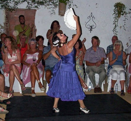 Vive Ayamonte Flamenco Show-Ticket