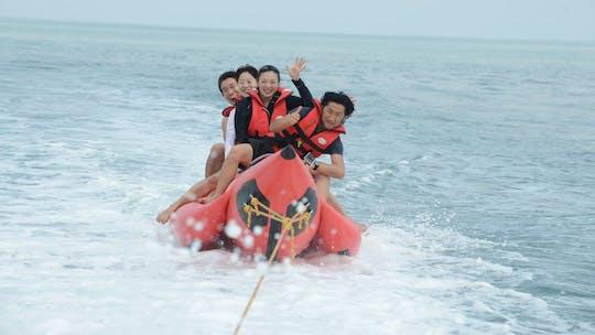 Jet ski et bateau banane ou 30 minutes de kayak au Paradise 101