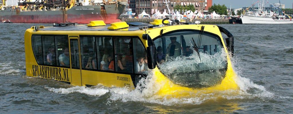 Sightseeing Splash Tour in Rotterdam