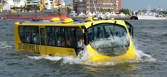 Sightseeing Splash Tour in Rotterdam
