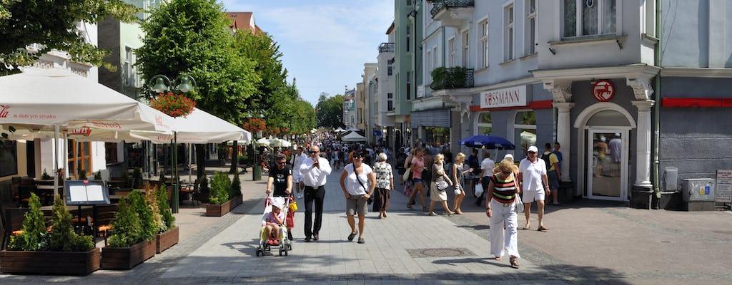 Gdansk destaca el tour privado en bicicleta con un guía autorizado