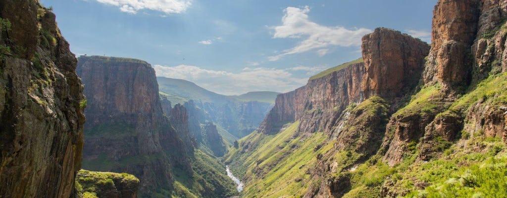 Lesotho podkreśla 3-dniową wycieczkę