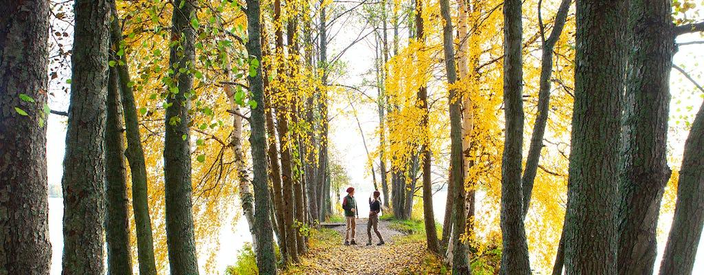 Полный день Liesjarvi тур в Национальный парк