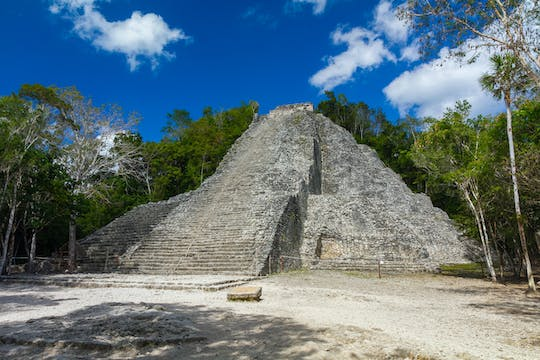 Coba Express guided tour with lunch
