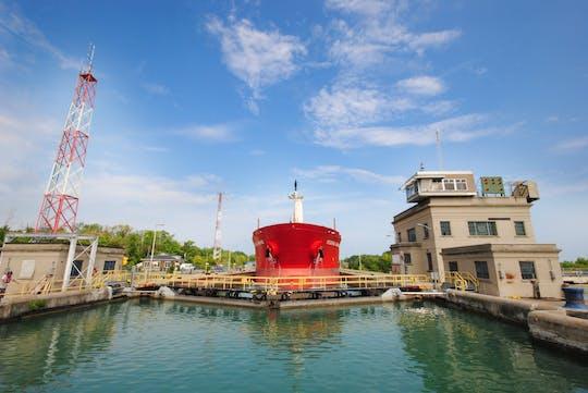 1-stündige Segway ™ -Tour entlang des Welland-Kanals