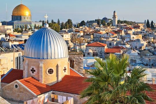 Jerusalem old city tour with transfer